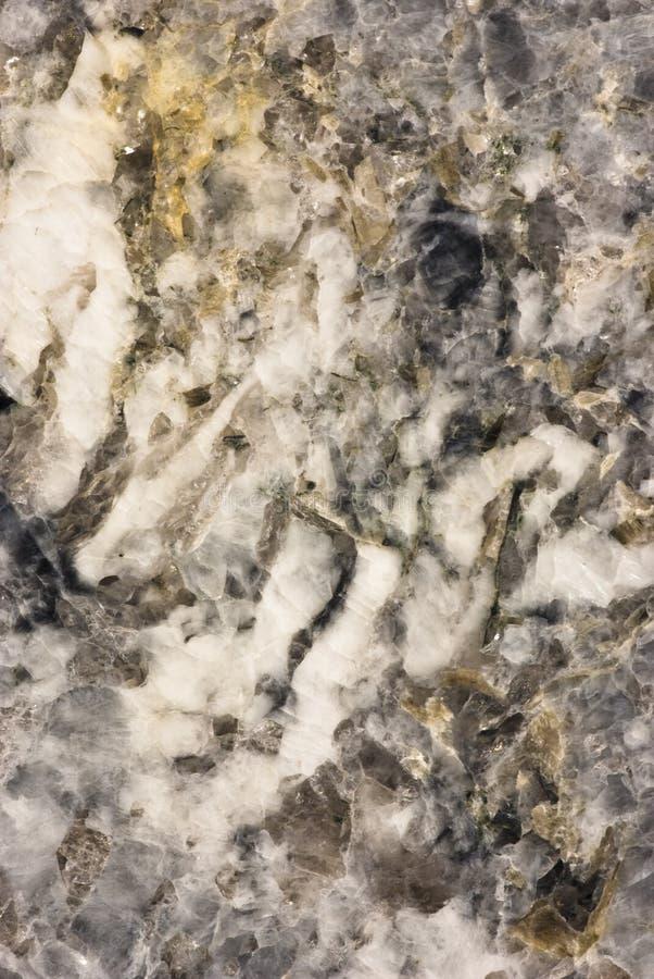 Azul Aran - natural marble. With organic patterns stock image