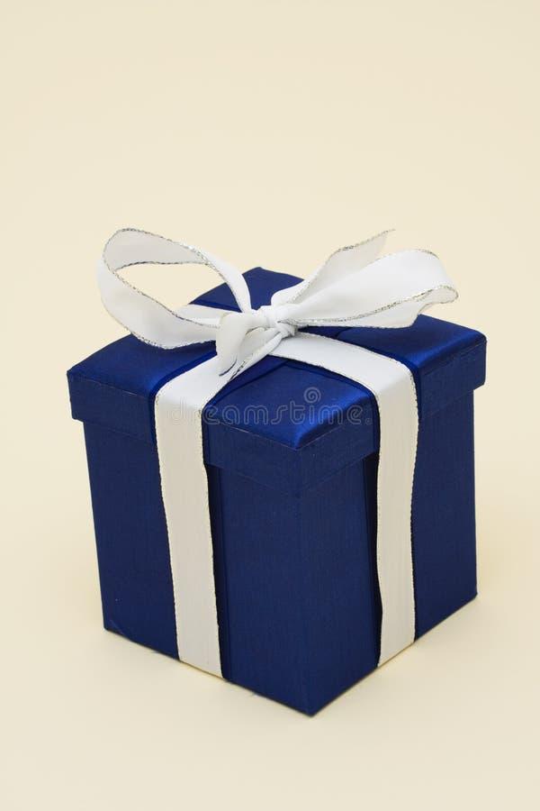 Azul atual fotografia de stock royalty free