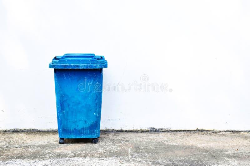 azul da cor do escaninho imagem de stock royalty free