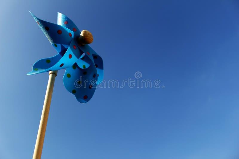 Azul de cielo imagen de archivo libre de regalías