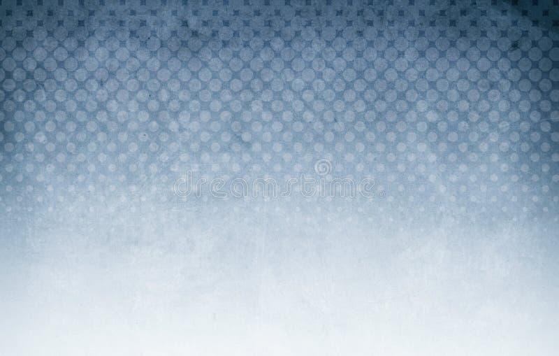Azul de intervalo mínimo do fundo foto de stock