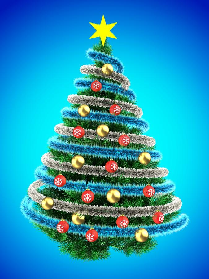 Download Azul de la malla 3d stock de ilustración. Ilustración de frippery - 100534964