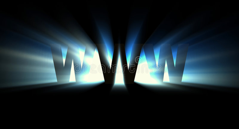 Azul de WWW