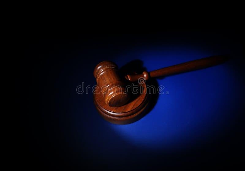 Azul do martelo foto de stock royalty free