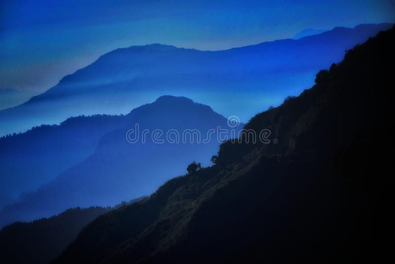 Azul marino fotos de archivo libres de regalías