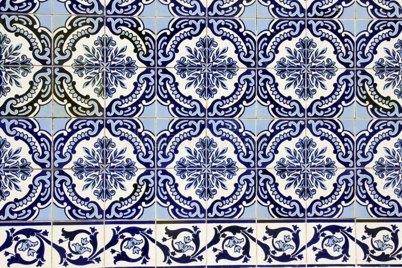Azulejo在波尔图 图库摄影