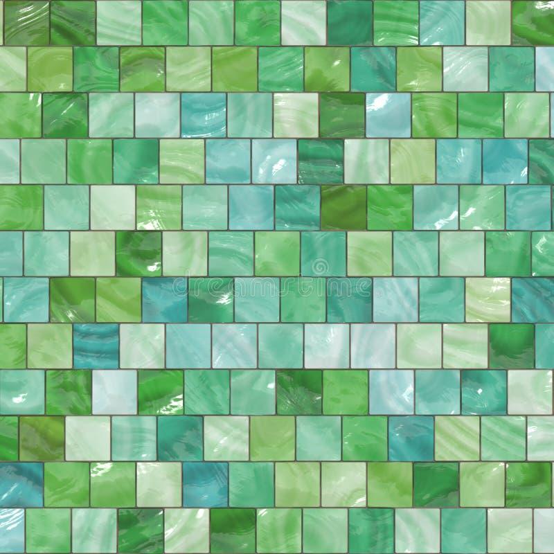 Azulejo de mosaico fotografía de archivo libre de regalías