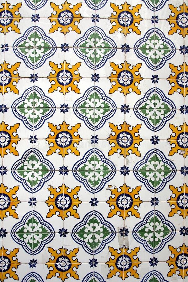 Azulejo in Lisbon stock photos