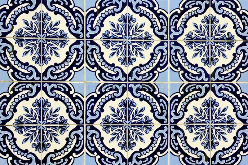 Azulejo a Oporto immagini stock