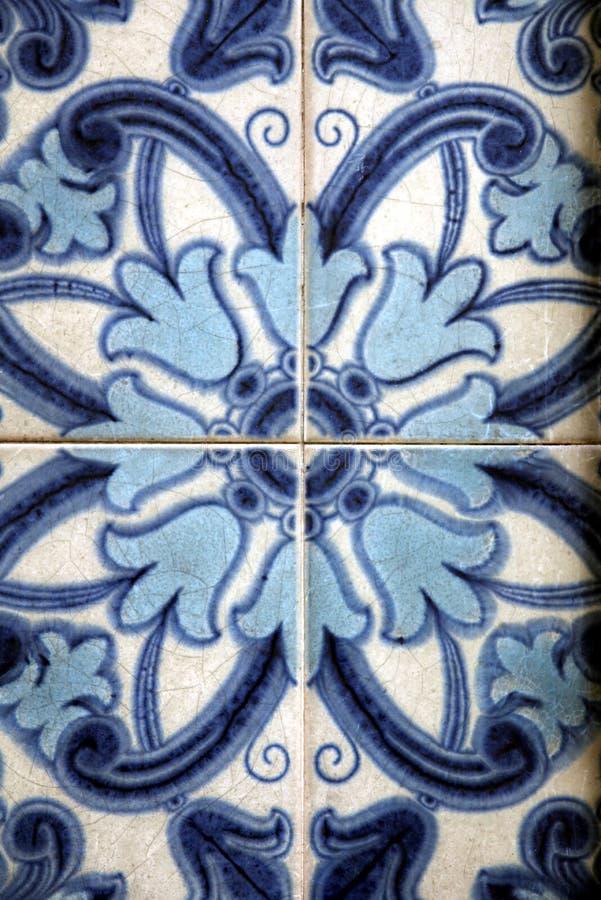 Azulejo in Porto stock photo