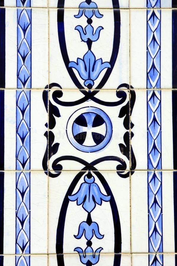 Azulejo in Porto royalty free stock photos