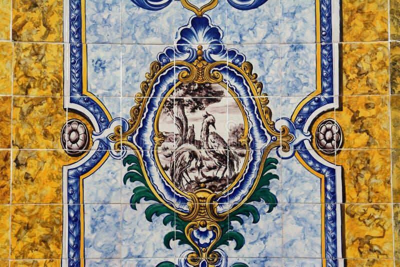 Azulejos Португалия 2 стоковые фотографии rf