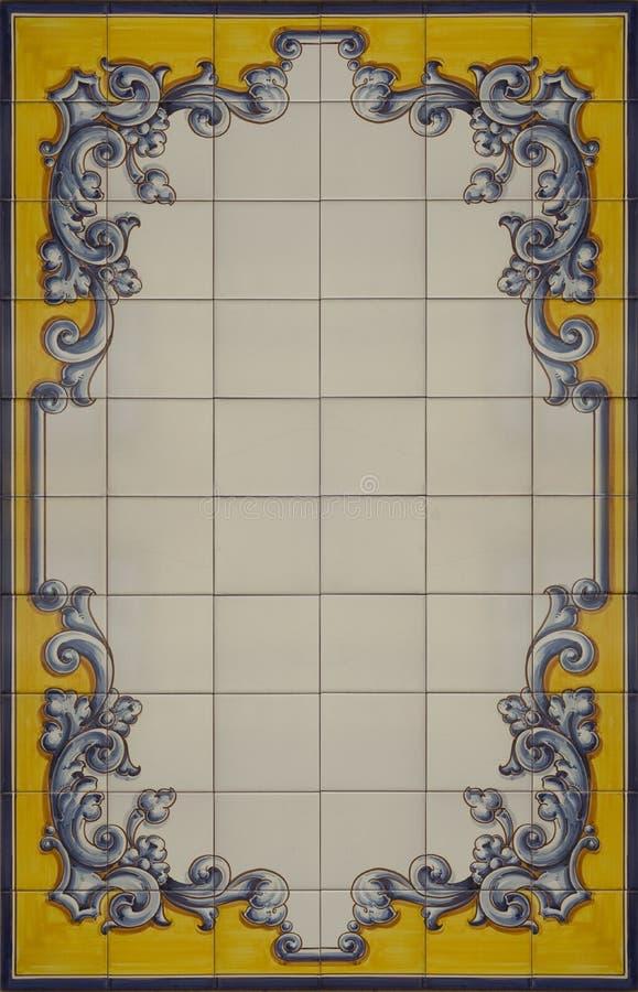 Azulejos 1 image libre de droits