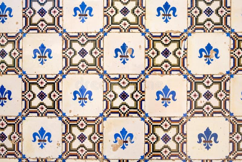 Download Azulejos foto de archivo. Imagen de azulejos, portugués - 1297342