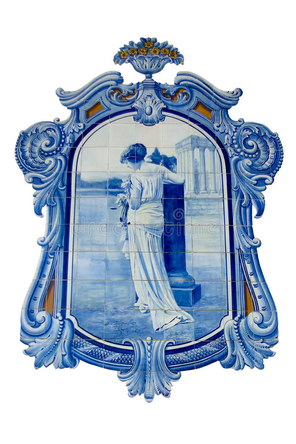 Azulejos foto de stock royalty free