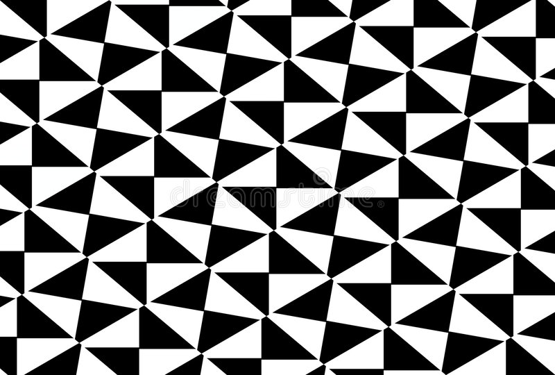 Azulejos blancos y negros libre illustration