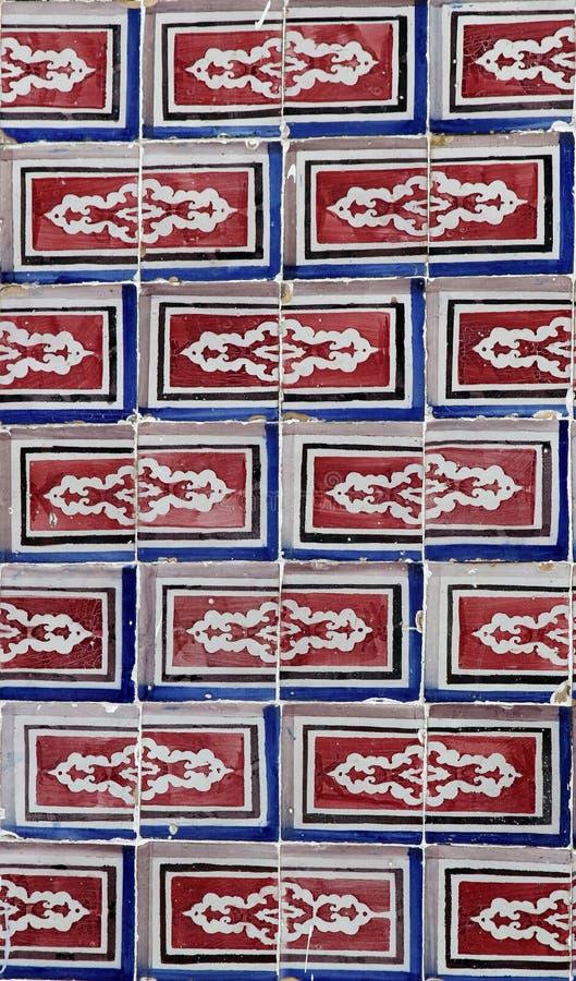 Azulejos de Lisbonne photo stock