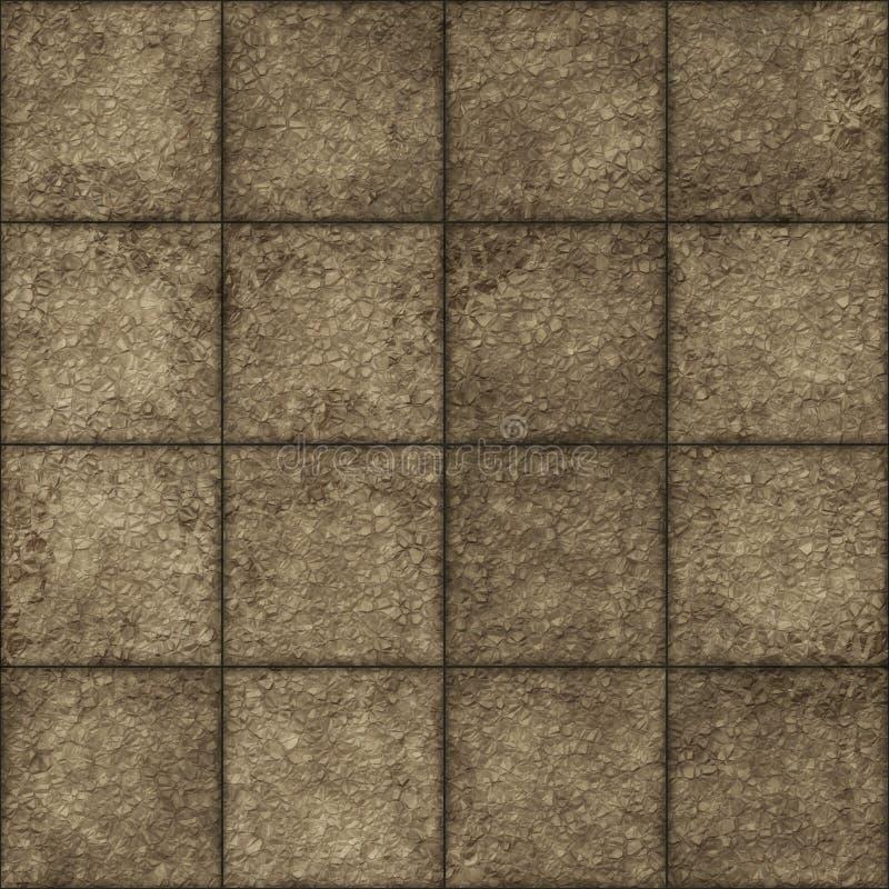Azulejos de piedra inconsútiles imagen de archivo libre de regalías
