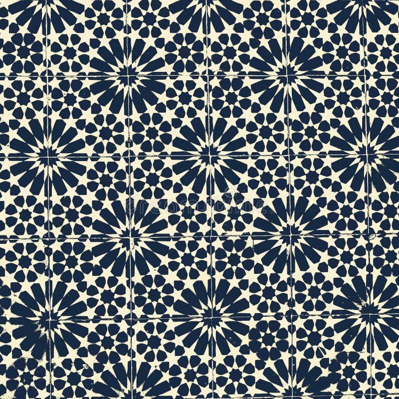 Azulejos decorativos portugueses adornados tradicionales de las tejas del vintage fotos de archivo
