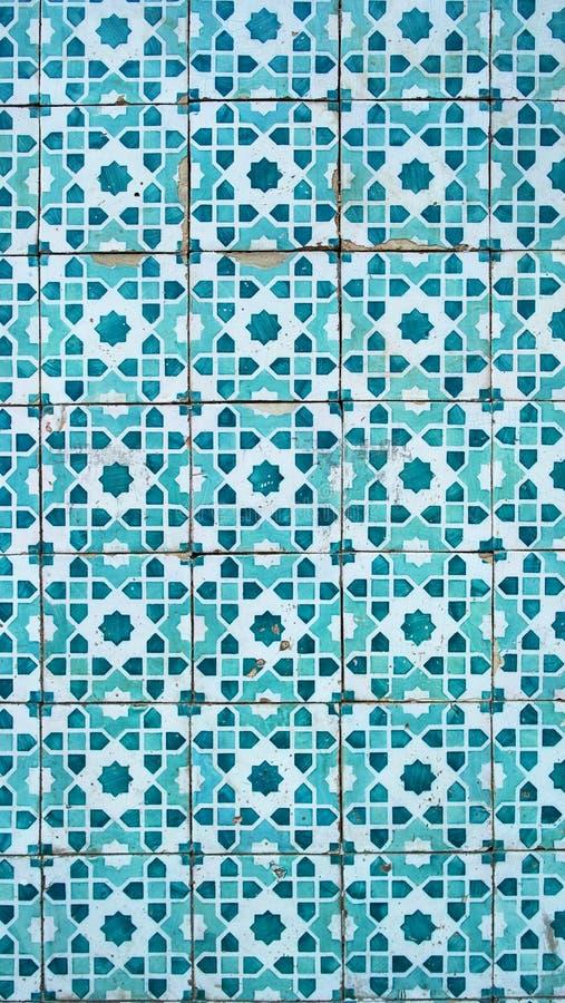 Azulejos, die Portugiesefliesen lizenzfreies stockbild