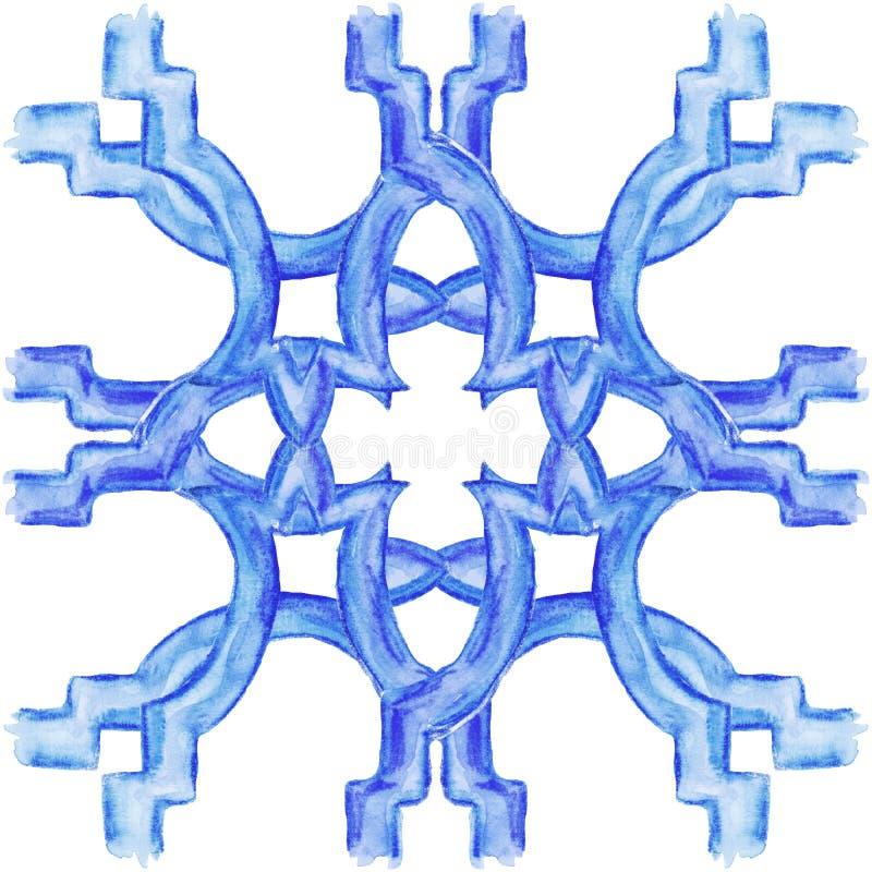 Azulejos Portugese waterverf royalty-vrije stock fotografie