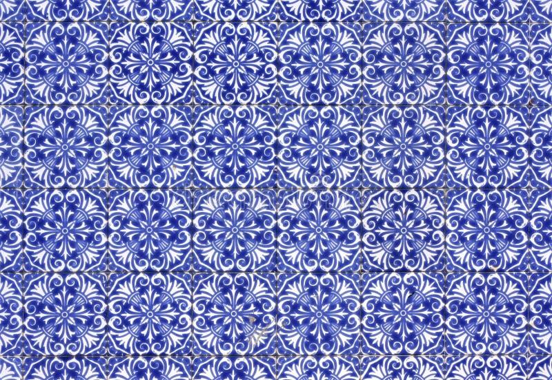 Azulejos portugueses fotografía de archivo libre de regalías