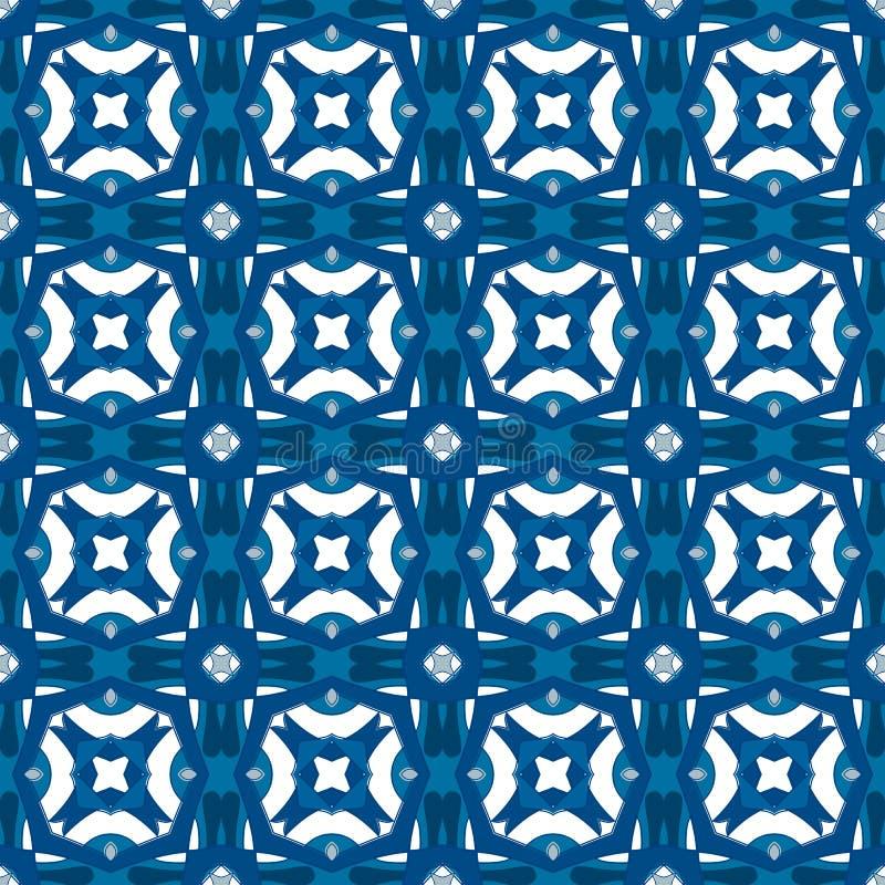 Download Azulejos portugueses ilustración del vector. Ilustración de blanco - 44853998