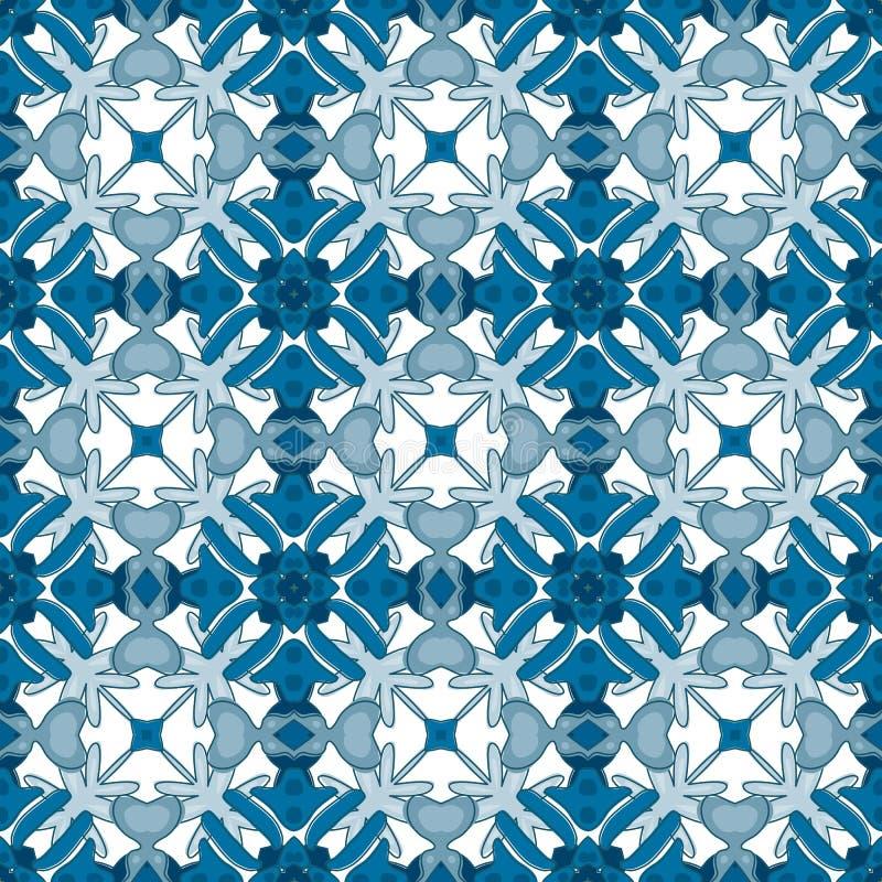 Download Azulejos portugueses ilustración del vector. Ilustración de modelo - 44854063