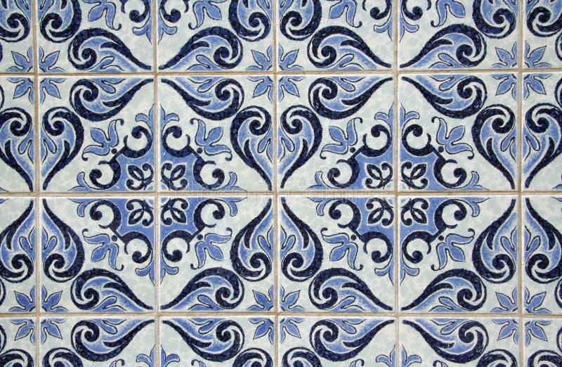 Azulejos portugueses tradicionales imágenes de archivo libres de regalías
