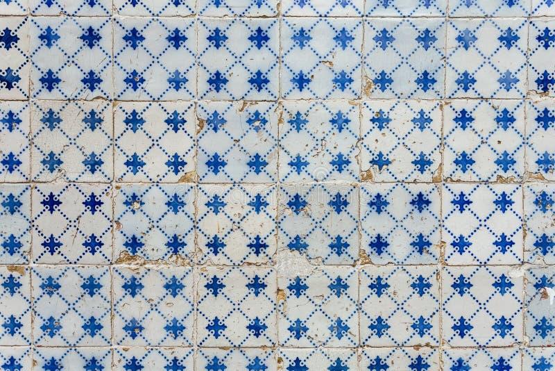 Azulejos - tuiles du Portugal photographie stock