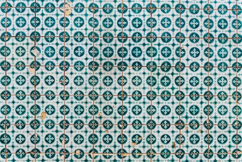 Azulejos - tuiles du Portugal photos stock