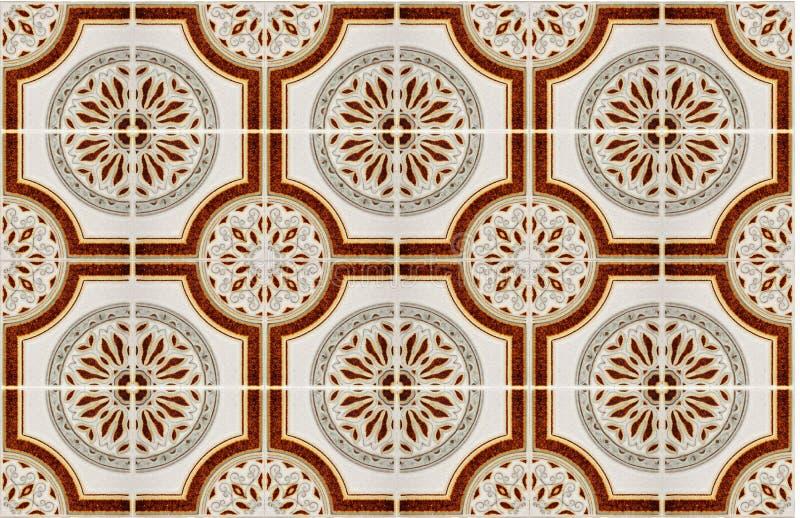Azulejos van Valencia stock fotografie