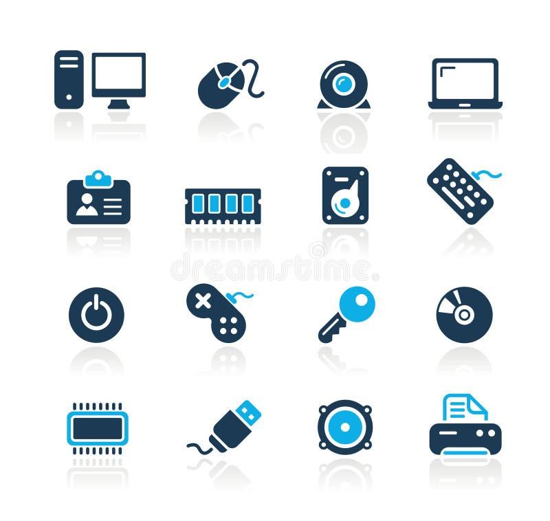 azure серия приборов компьютера