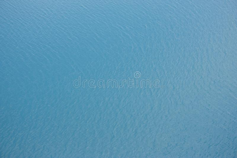 Azure-blue sea water. Beautiful abstract background stock image
