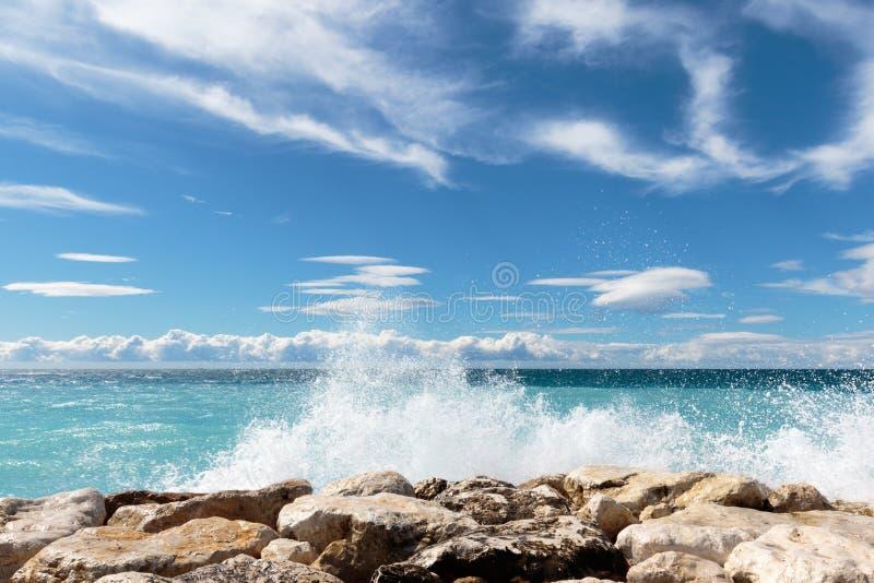 Azure II fotografia de stock