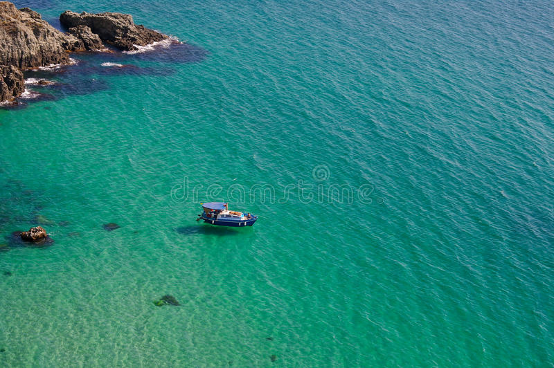 Download Azure sea stock photo. Image of relaxation, fine, pure - 20771584
