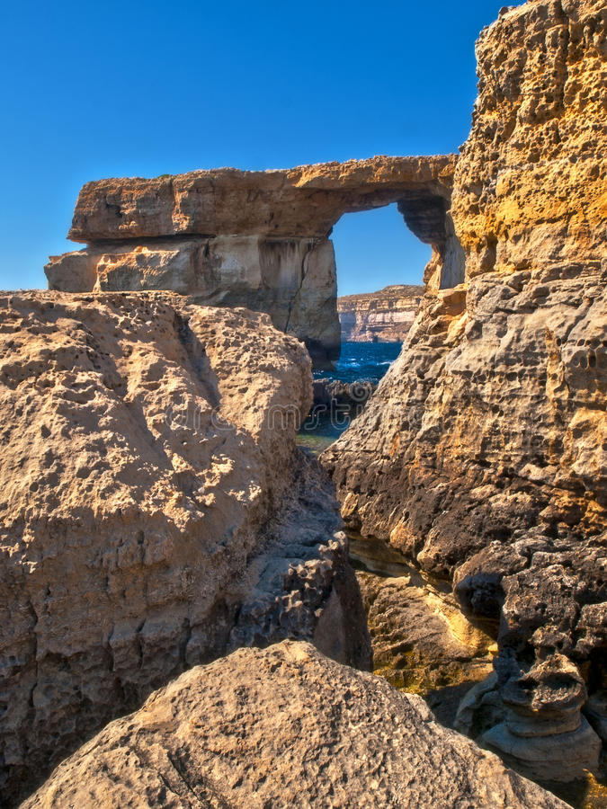 Download The Azure Window Royalty Free Stock Images - Image: 16210209