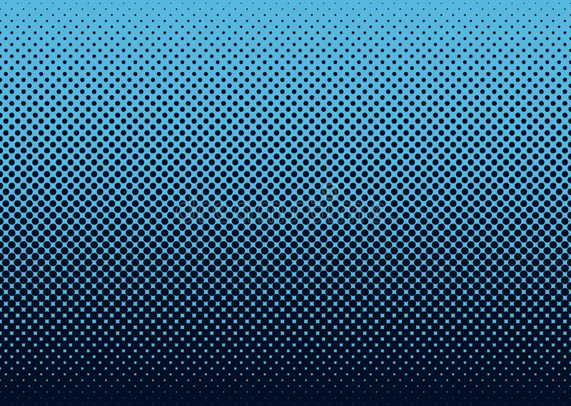Azzurro di semitono della priorità bassa illustrazione di stock