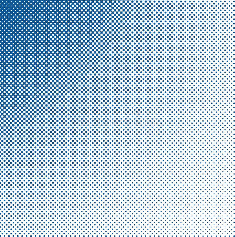 Azzurro Di Semitono Grungy Fotografia Stock