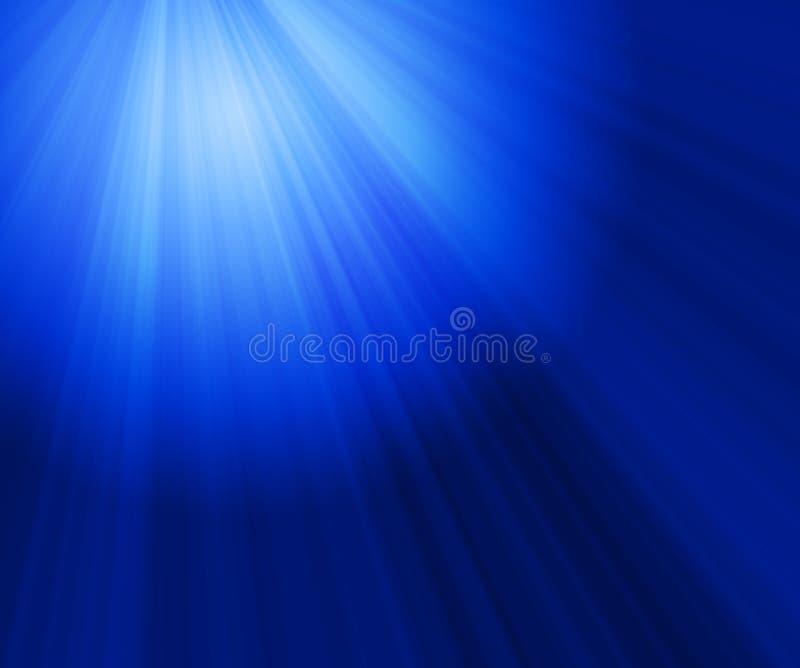 Azzurro profondo immagine stock libera da diritti