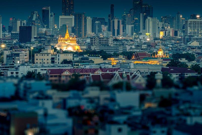 Bâti d'or au temple de Sraket photo libre de droits