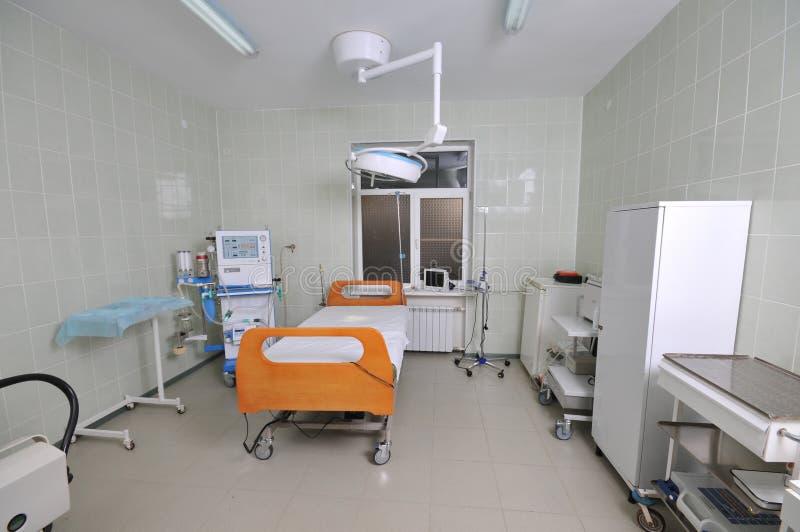Bâti et le matériel médical. photographie stock libre de droits