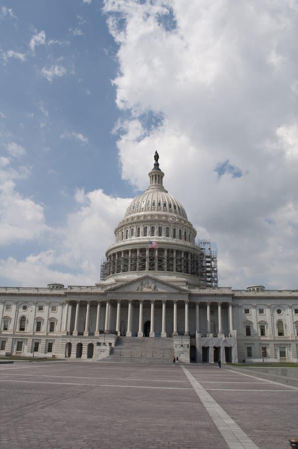 Bâtiment capitale des Etats-Unis photo stock