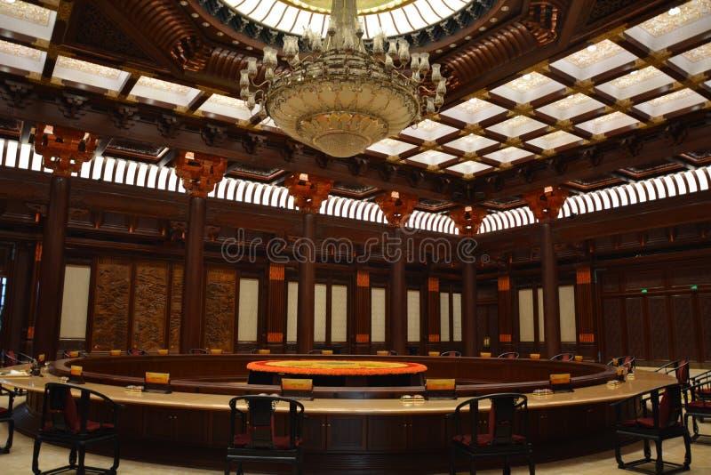 Bâtiment d'APEC en Chine photos stock
