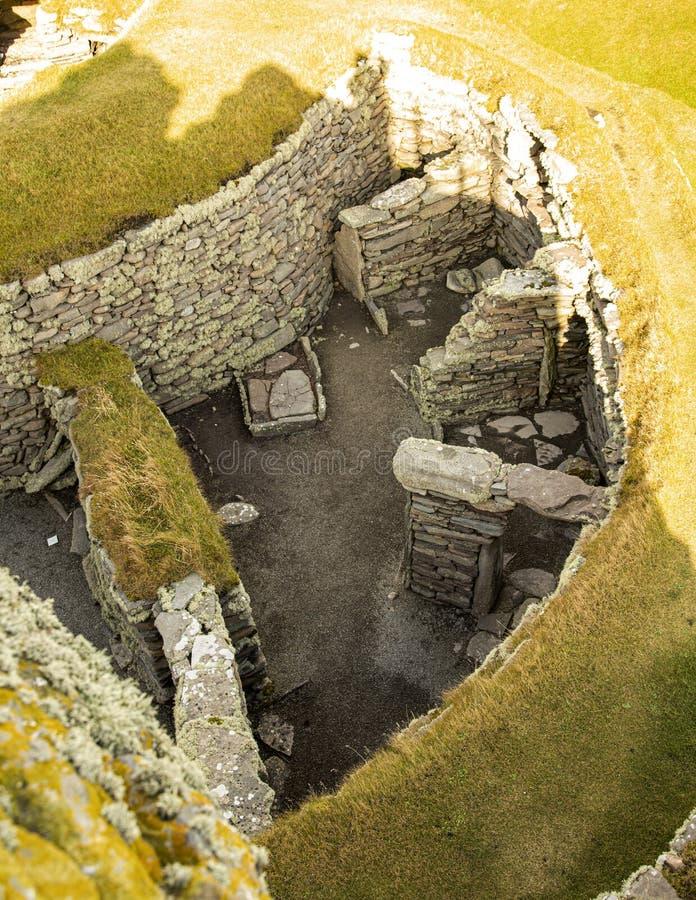 Bâtiment d'une grande roue du IIe siècle photos stock