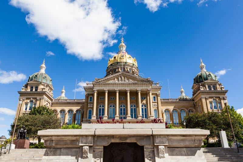 Download Bâtiment De Capitol D'état De L'Iowa, Des Moines Photo stock - Image du état, iowa: 45358404