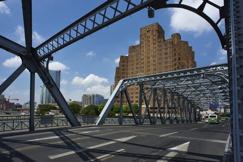 Bâtiment de Changhaï photo stock