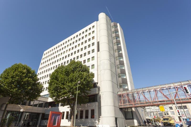 Download Bâtiment De Cour Dans Siegen, Allemagne Image stock éditorial - Image du contemporain, concret: 77154694