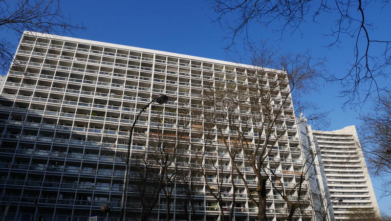 Bâtiment de façade photos libres de droits