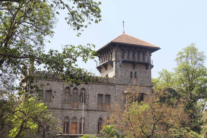 Bâtiment de l'université de l'ingénierie, COEP, Pune images libres de droits